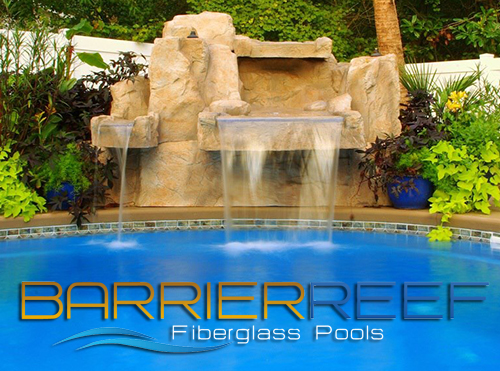 Barrier Reef Fiberglass Pools