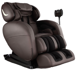 massage chair brown