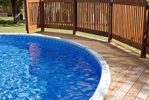 Considerations for Above Ground Pools