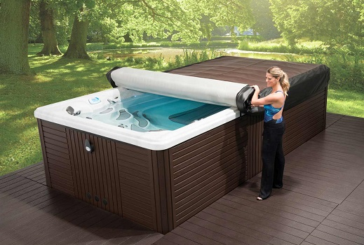 Introducing the Axis Cover System by Master Spas
